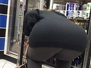 BBW PAWG Wide Ass in My Face