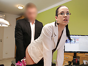 LOAN4K. Elis passes dirty casting in loan agency with...