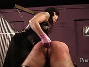 Spanked and Fucked - Dirty Fucking Hole for Dark Faye