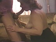 Mouth fucking his cock