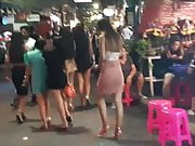 The Best Walking Street Pattaya Thailand Compilation Part 1