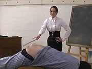 Detention caning