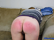 Picking Her Poison part 1 - Those Spankings at Home
