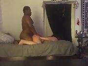 CUCKOLD BIG ASS WIFE WITH LOVERS DICK