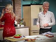Holly Willoughbys big floury ass