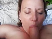 milf loves cock