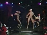 Black Stripper vs White Stripper - vintage 70s striptease