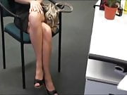 Young Secretary Enjoying Anal Sex with New Boss