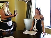 Squirting Maid