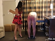 A Real Spanking