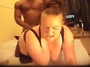 Slut wife takes black cock cuckold