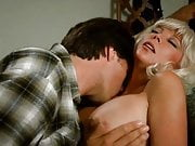 Angelique Pettyjohn - Tits Groped On The Couch