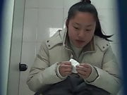 Chinese toilet peeing 1