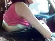 young girl fucked in car