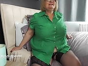 Sally has her tits teased