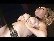 Skinny girl bdsm realy easy punish fuck on room